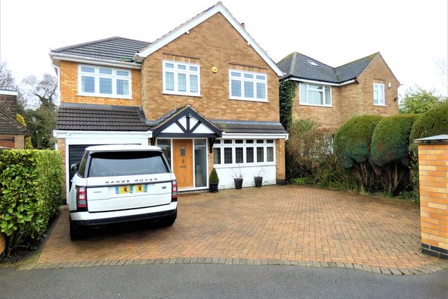 Front View of Wyndham Close, Oadby, Leicester LE2