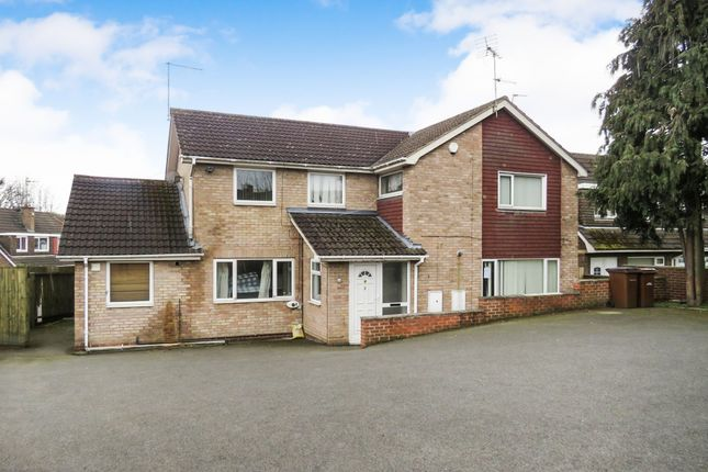 Thumbnail Detached house for sale in Anders Drive, Nottingham