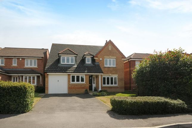 Thumbnail Detached house to rent in Newbury, Berkshire
