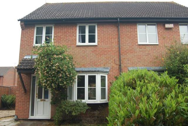 Thumbnail Semi-detached house to rent in Boscawen Way, Thatcham, Berkshire