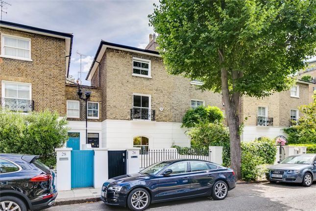 Thumbnail Terraced house for sale in Clareville Grove, South Kensington, London