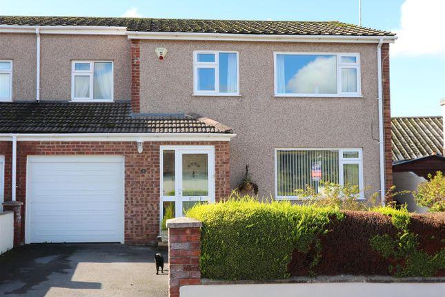 Semi-detached house for sale in Rodney Road, Saltford, Bristol