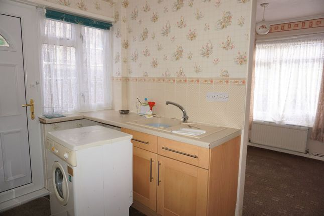 Kitchen of Careswell Avenue, Plymouth PL2