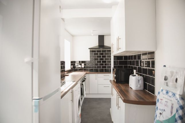 Thumbnail Flat to rent in Florence Street, Leicester