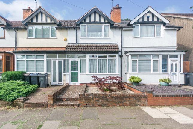 Thumbnail Terraced house for sale in Balden Road, Harborne, Birmingham