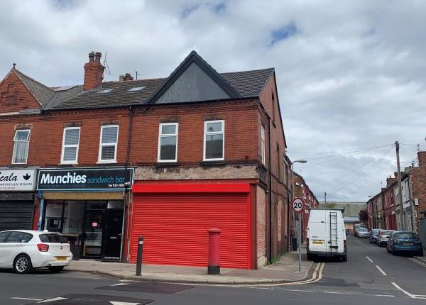 Thumbnail Commercial property for sale in Hornby Flats, Linacre Road, Litherland, Liverpool