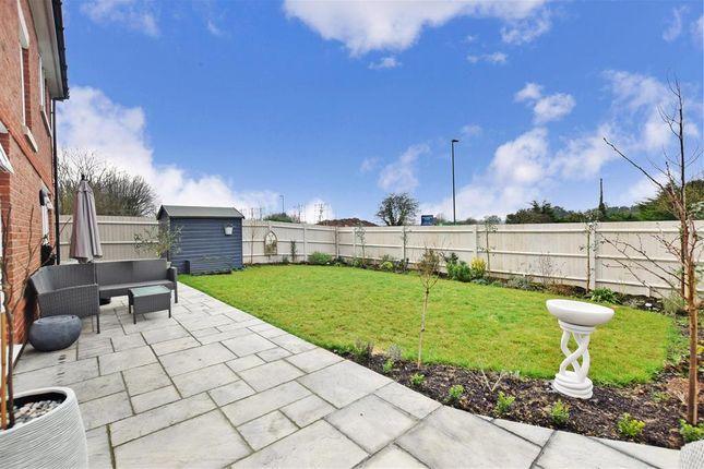 Rear Garden of Saxon Way, Yapton, Arundel, West Sussex BN18