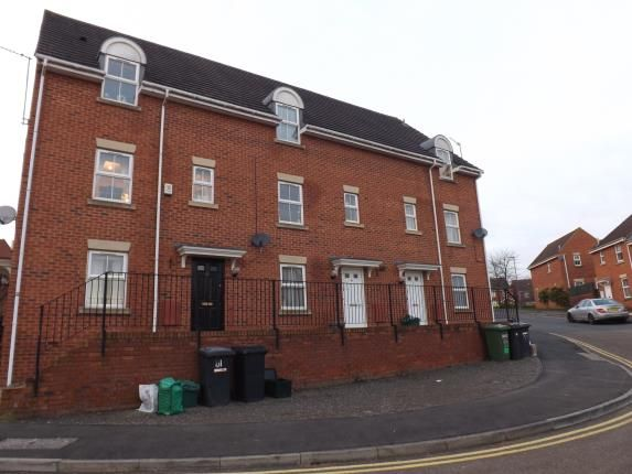 Thumbnail Terraced house for sale in Wright Way, Stapleton, Bristol, Gloucestershire