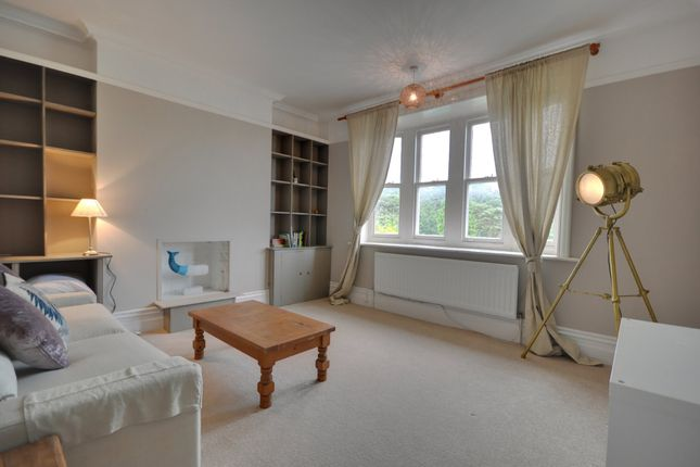 Thumbnail Flat to rent in Flat 2, 13 Studland Road, Alum Chine, Dorset