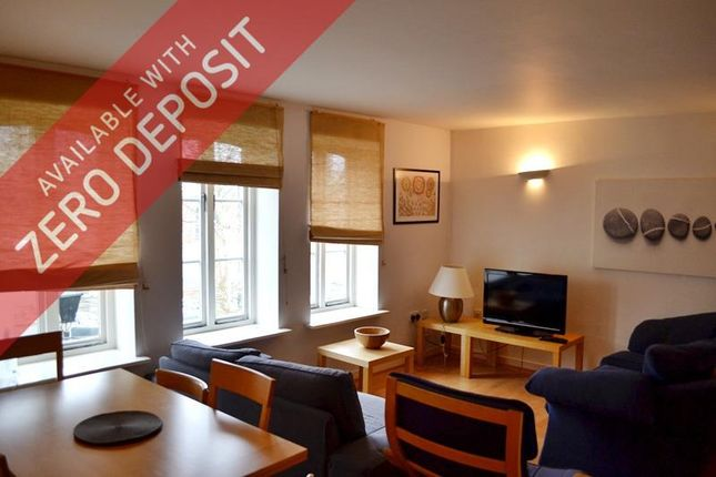 Thumbnail 3 bed flat to rent in Ellerslie Court, Upper Park Road, Victoria Park, Manchester