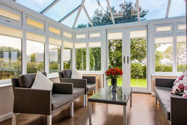 Thumbnail Detached bungalow for sale in Moorleas Lane, Waltham On The Wolds, Melton Mowbray
