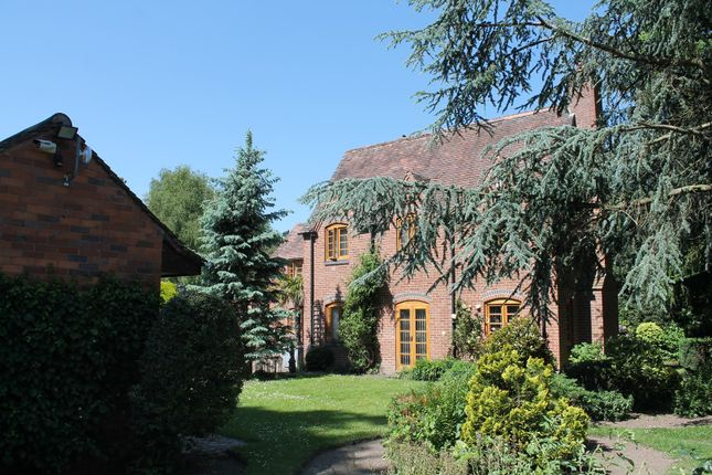 Thumbnail Detached house for sale in Cedar Tree Close, Stourport-On-Severn