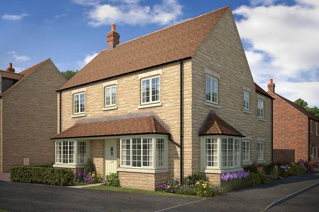 "Thumbnail Detached house for sale in ""The Halford_Meadows"" at Todenham Road, Moreton-In-Marsh"
