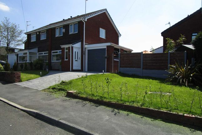 3 Bed Semi Detached House For Sale In Arley Drive Shaw Oldham