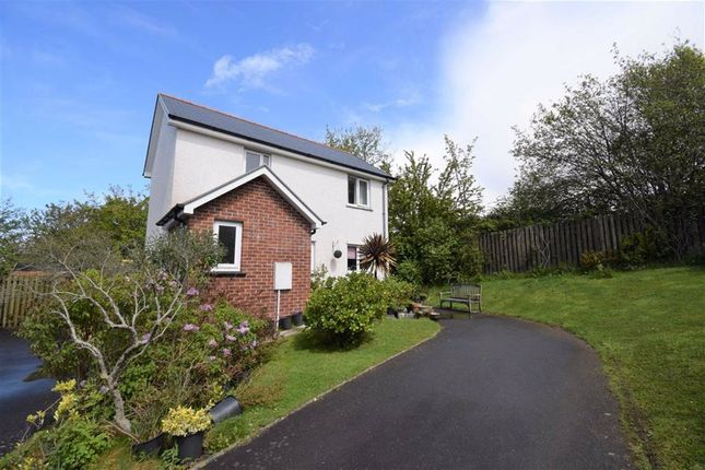Thumbnail Detached house for sale in Clos Y Fferm, Aberporth, Cardigan, Ceredigion