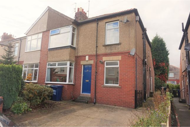 Thumbnail Flat for sale in Fallowfield Avenue, Newcastle Upon Tyne