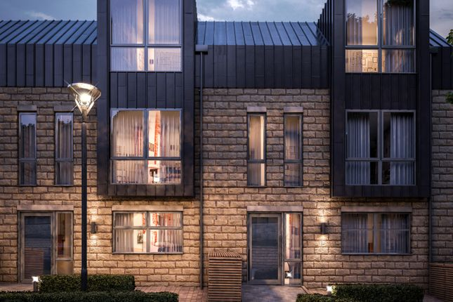 Thumbnail Town house for sale in Sky-House, Oughtibridge Mill