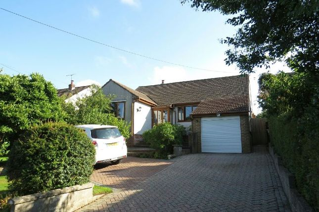 Thumbnail Detached bungalow for sale in North Down Lane, Shipham, Winscombe