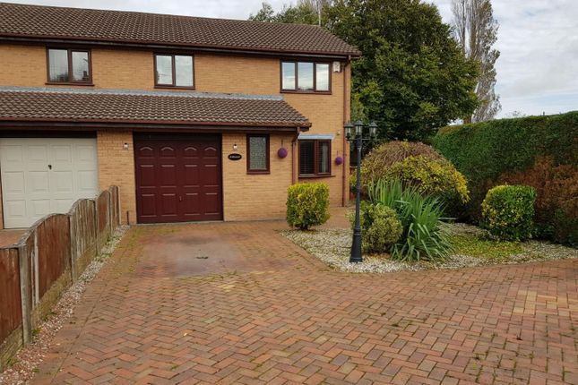 3 bed semi-detached house for sale in High Street, Pentre Broughton, Wrexham