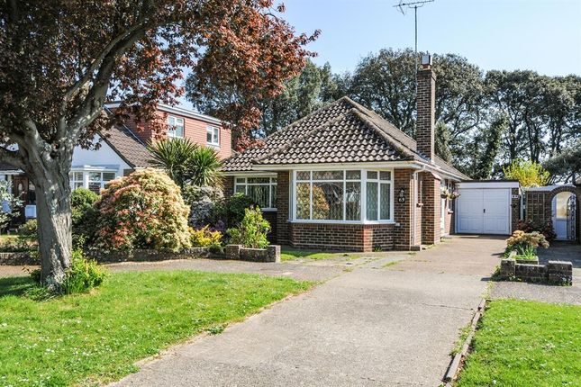 Thumbnail Detached bungalow for sale in Midhurst Drive, Ferring, West Sussex
