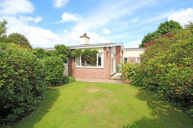 Thumbnail Detached bungalow for sale in Tretower Close, Derriford, Plymouth