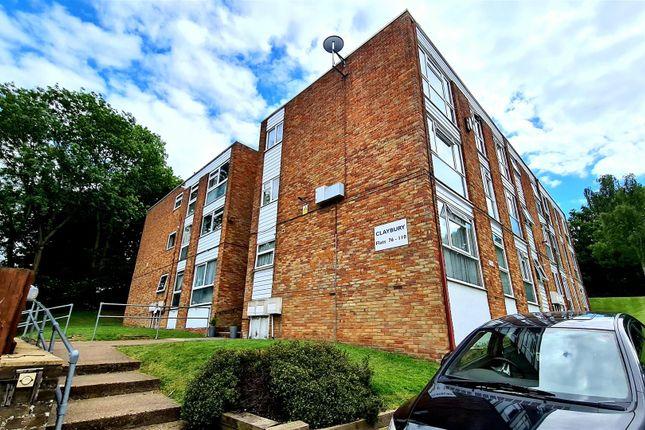 Thumbnail Flat to rent in Claybury, Bushey