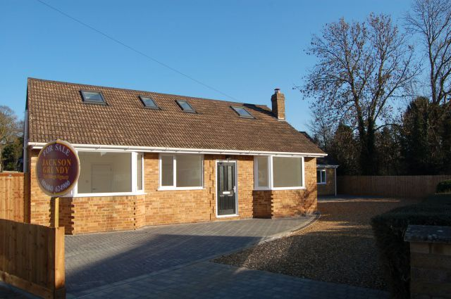Thumbnail Detached house for sale in Church View, Ecton, Northampton