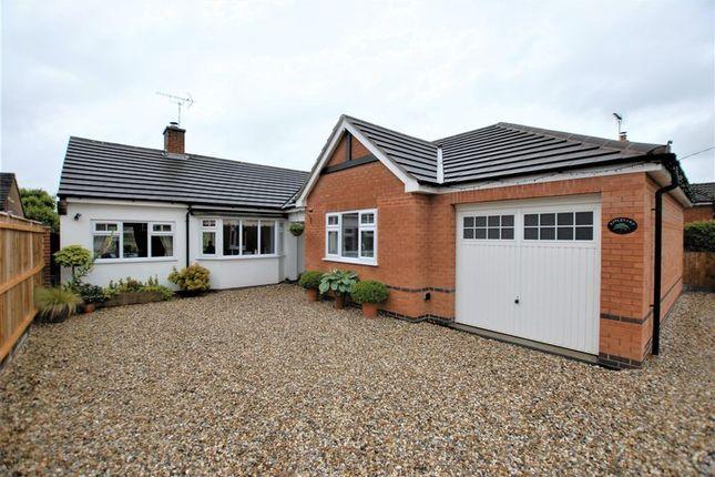 Thumbnail Detached bungalow for sale in Pump Lane, Doveridge, Ashbourne