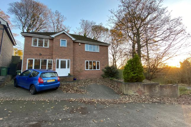 Thumbnail Detached house for sale in Cavalier Way, Sunderland