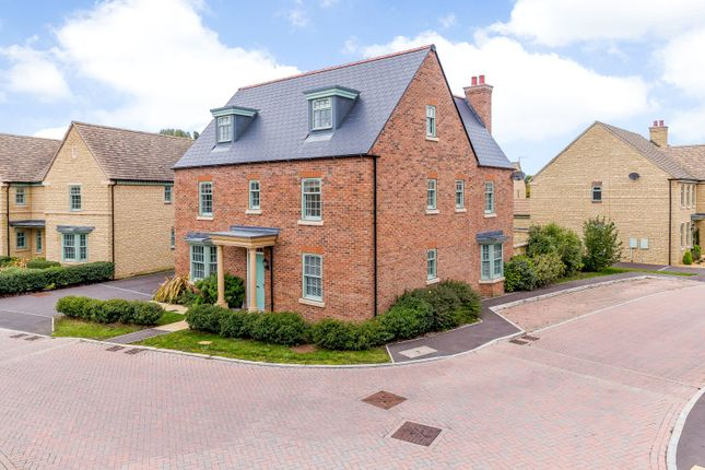 Thumbnail Detached house for sale in Chadelworth Way, Kingston Bagpuize, Abingdon, Oxfordshire
