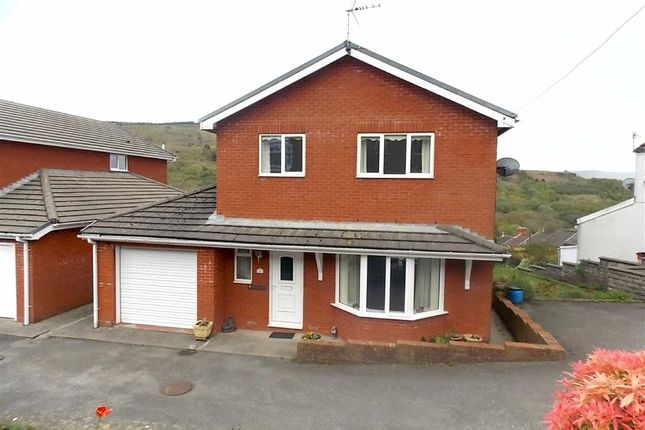 Thumbnail Detached house for sale in Clive Terrace, Ynysybwl, Pontypridd
