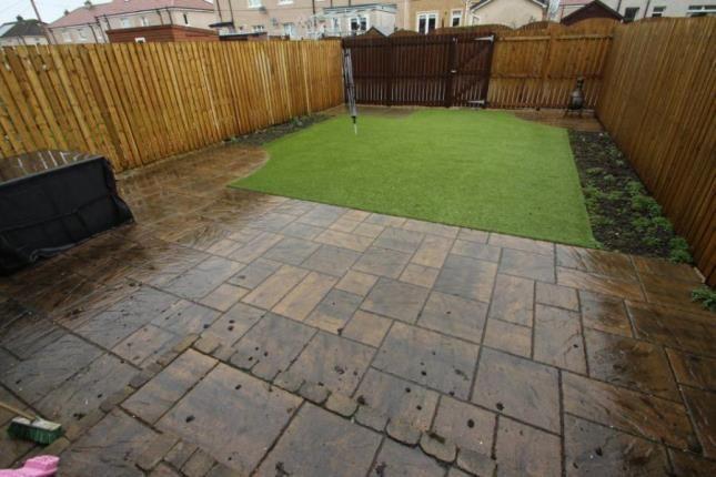 Garden of Turnberry Crescent, Coatbridge, North Lanarkshire ML5