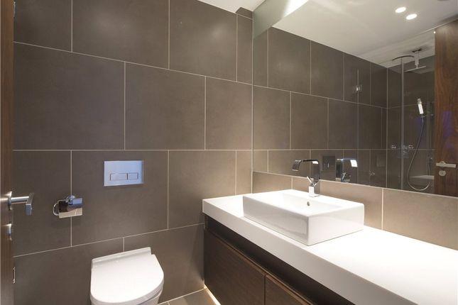 Bathroom of The Atrium, 127-131 Park Road, St John's Wood NW8