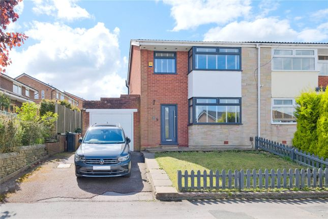 Thumbnail Semi-detached house for sale in Edgeside, Great Harwood, Blackburn