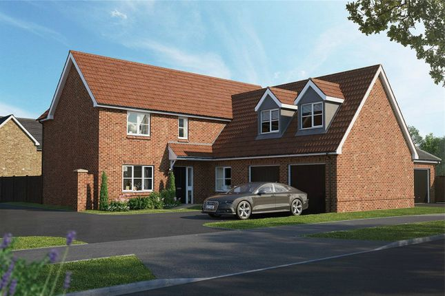 Thumbnail Detached house for sale in The Nailsworth, Meadow Croft, Houghton Conquest