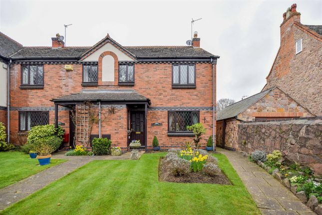 Thumbnail Semi-detached house for sale in Meeting Street, Quorn, Loughborough