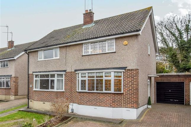 3 bed semi-detached house for sale in Clarks Close, Ware, Hertfordshire