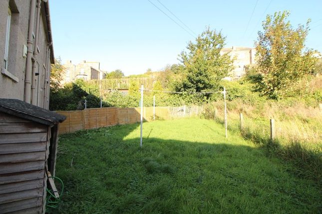 Garden of Dick Crescent, Burntisland KY3