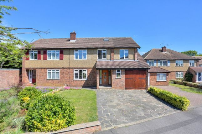 Thumbnail Property to rent in Packhorse Close, St.Albans