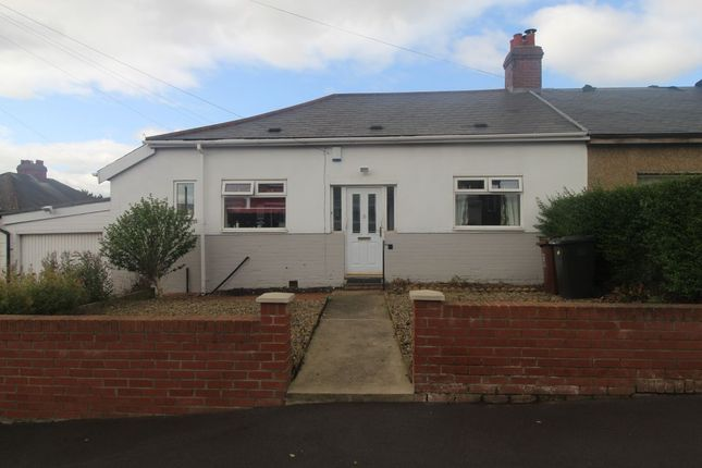 Thumbnail 3 bed bungalow for sale in Balfour Road, Newcastle Upon Tyne