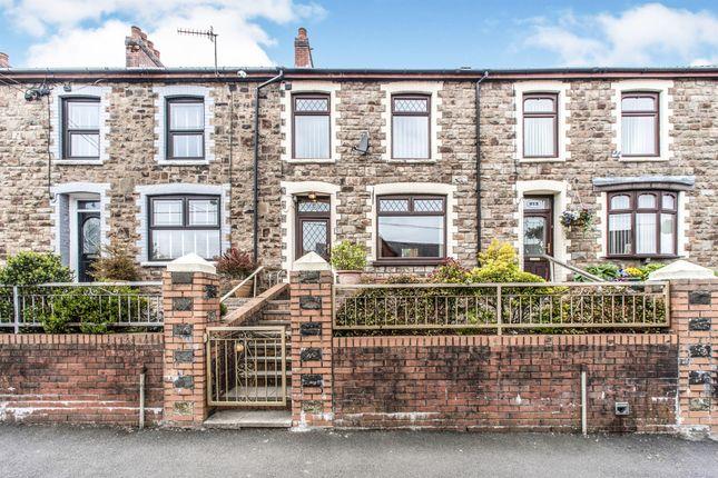Thumbnail Mews house for sale in Waterloo Terrace, Pontlottyn, Bargoed