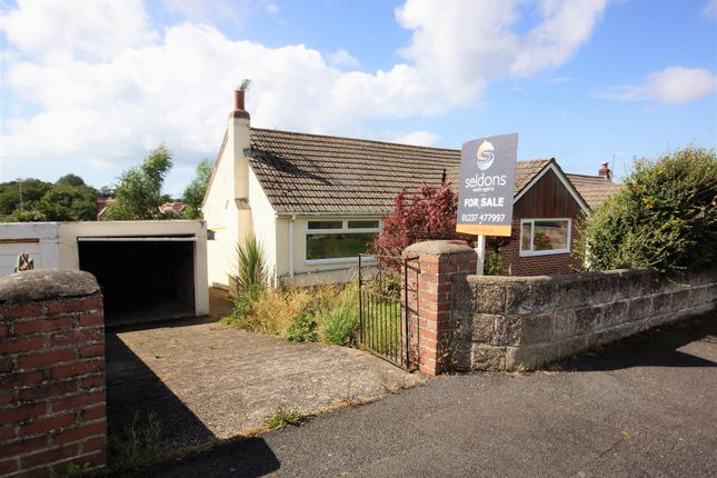 Thumbnail Detached bungalow for sale in Moreton Avenue, Bideford