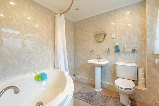 Family Bathroom of Glendower Close, Gnosall, Stafford, Staffordshire ST20