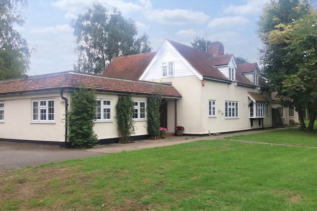 Thumbnail Detached house for sale in Old Nevendon Road, Wickford
