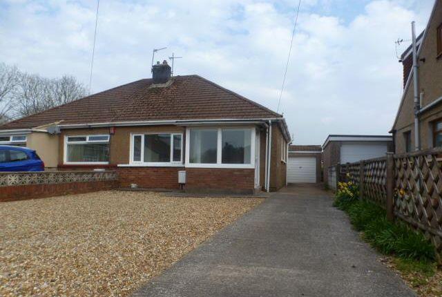 Thumbnail Bungalow to rent in Dan Y Coed, Pencoed, Bridgend