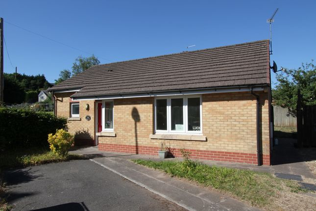 Thumbnail Detached bungalow for sale in Bishpool Lane, Newport