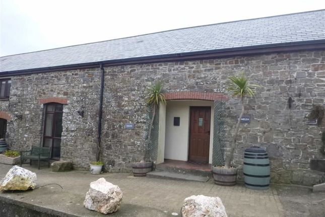 Thumbnail Terraced house to rent in Houndapitt Farm, Sandymouth Bay, Bude, Cornwall
