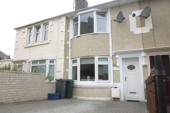Thumbnail Town house to rent in Bellevue Terrace, New Town, Edinburgh