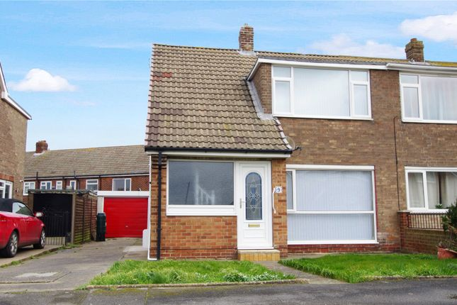 Front View of Leonard Close, Paull, Hull, East Yorkshire HU12