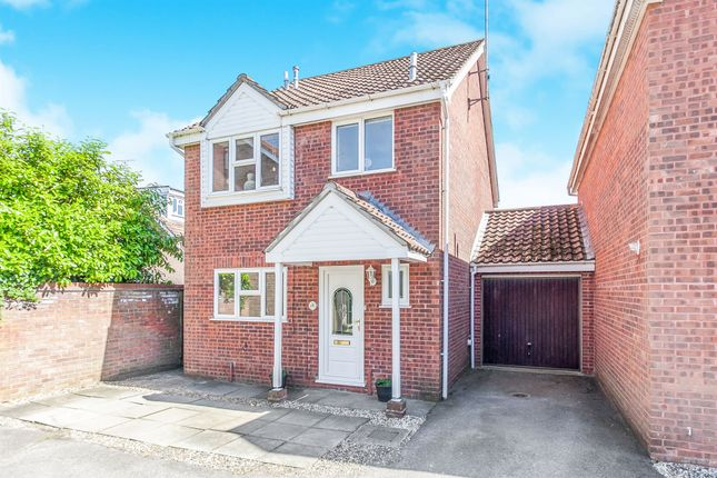 Thumbnail Link-detached house for sale in Hemmings Court, Maldon